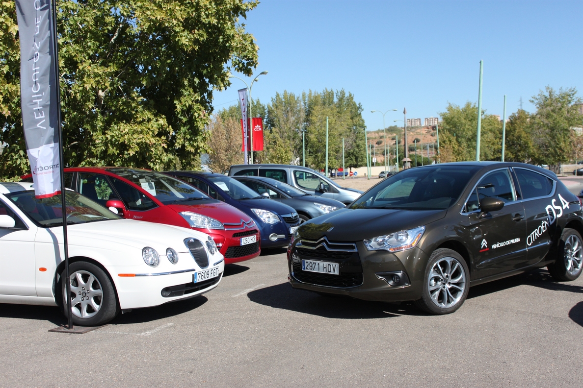 Las ventas de coches usados suben un 6,3% hasta julio en Galicia, con 56.415 unidades
