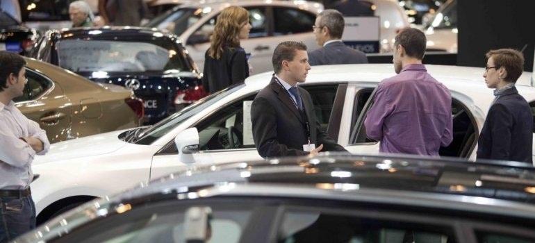 Las ventas de coches usados crecen un 6,3% en Asturias hasta julio