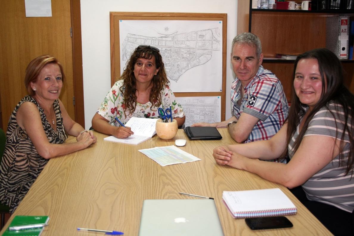 Ayuntamiento de Toledo Intermediacción y la Caixa colaboran en un programa de cohesión intercultural en el Polígono