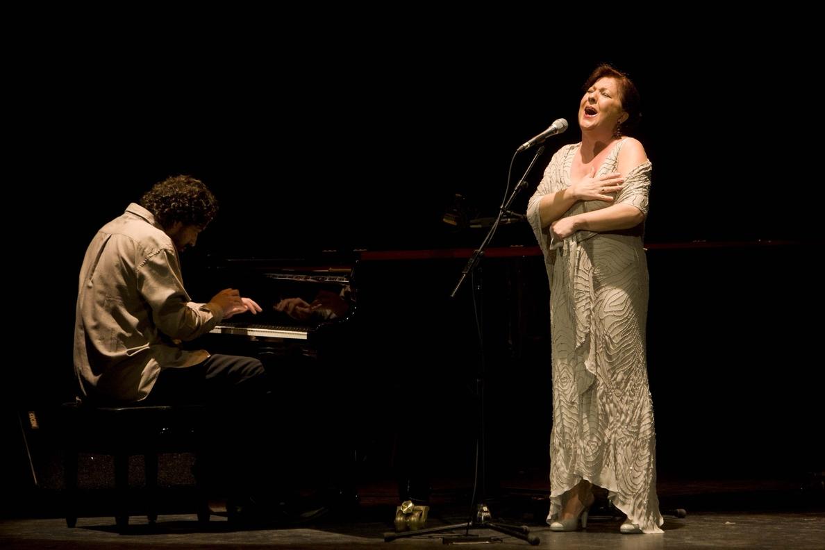 Carmen Linares protagoniza este domingo la tercera de las galas del Cante de las Minas