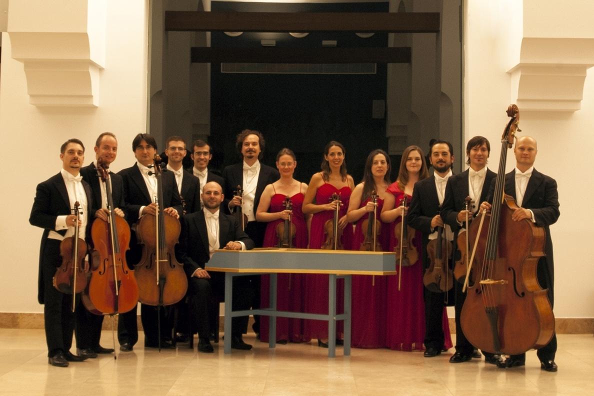 Concerto Málaga debuta en Francia con una gira de conciertos junto al director José Serebrier