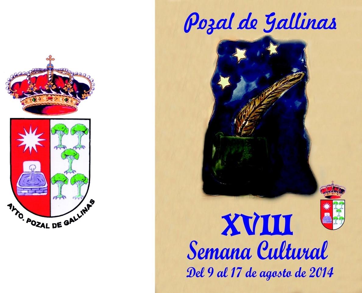 Pozal de Gallinas (Valladolid) celebra hasta el día 17 su XVIII Semana Cultural con cine, teatro, disfraces y literatura
