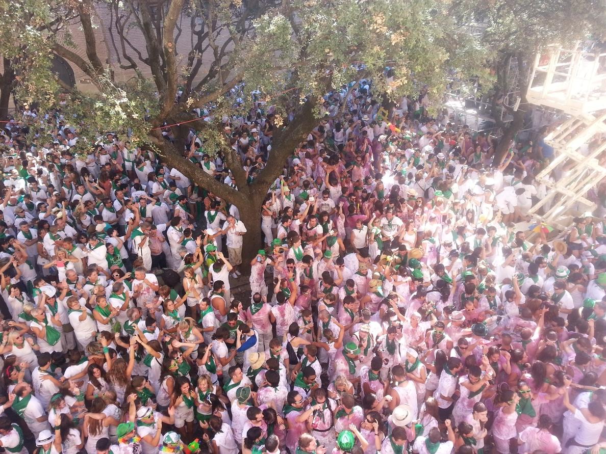 Huesca inicia este sábado siete días de fiestas