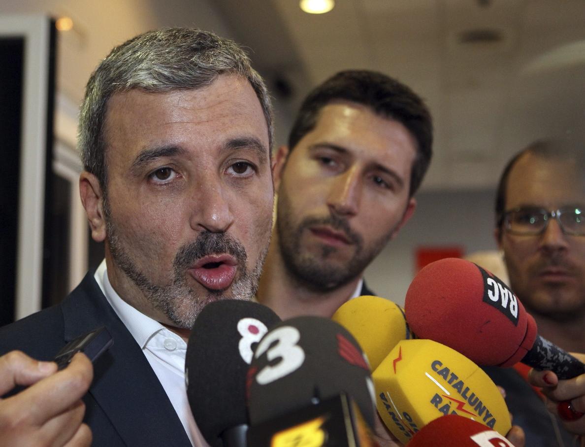 Jaume Collboni (PSC) trabajará por una coalición de izquierdas en Barcelona