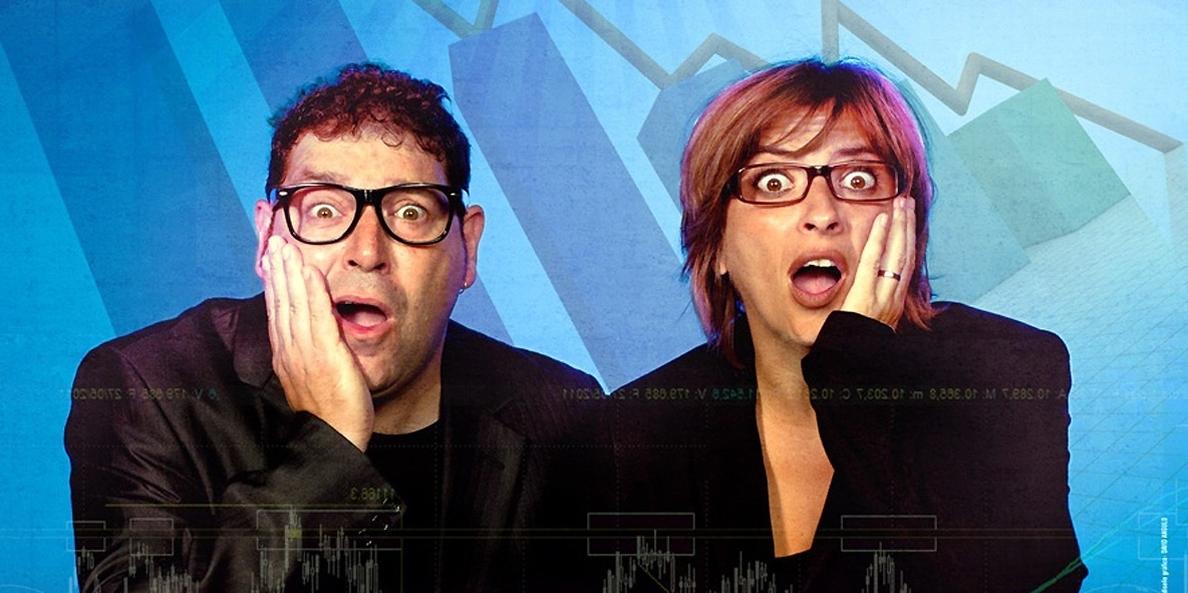 Los humoristas Jorge Asín y Marisol Aznar representan »Tiempos modorros» en Rubielos de Mora