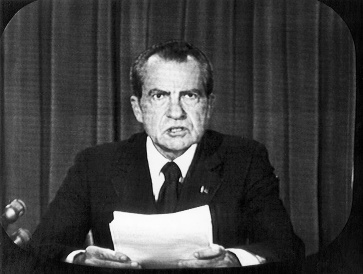 Nixon, el presidente que grababa sus conversaciones para demostrar a la Historia sus hitos políticos
