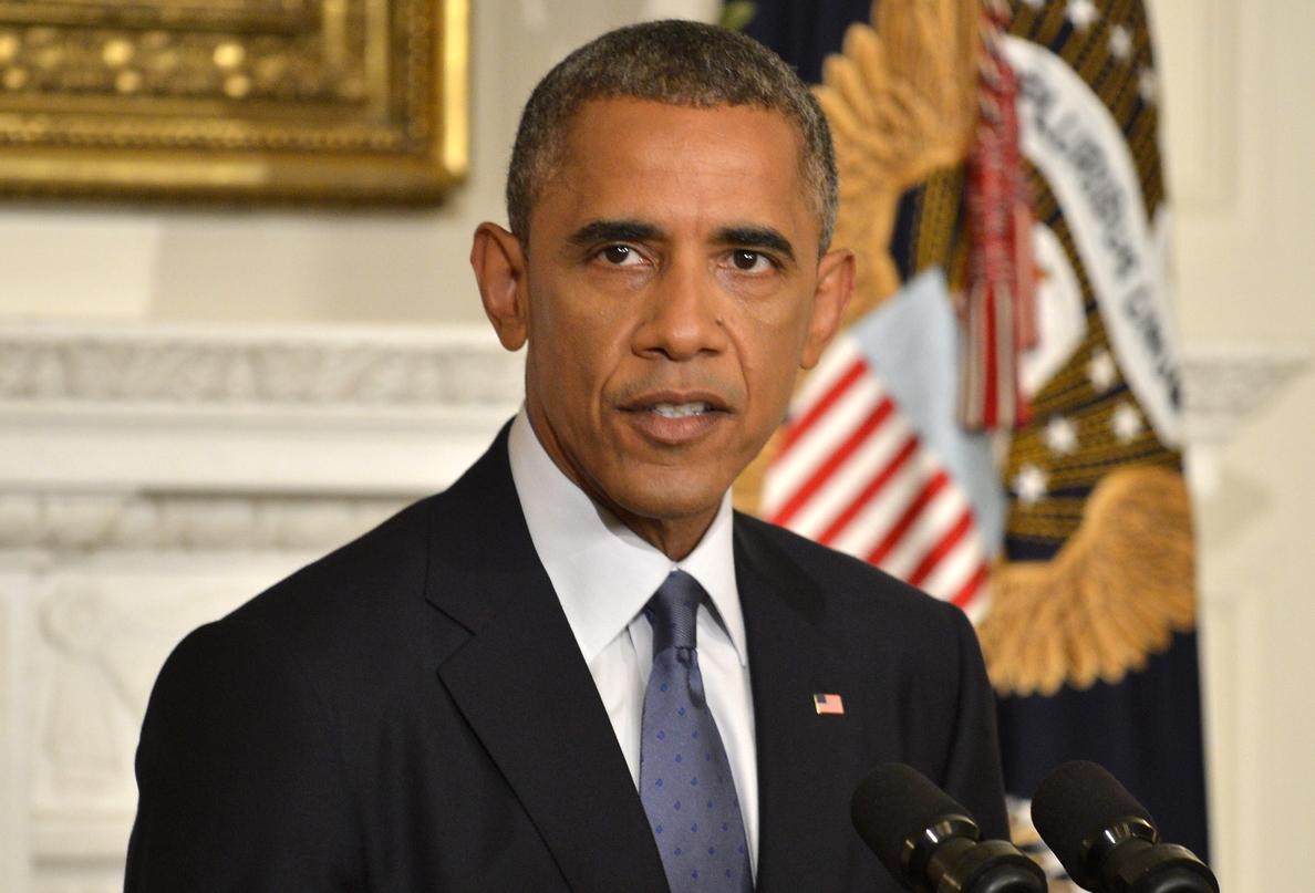 Obama rechaza que EEUU vaya a ser la fuerza aérea iraquí