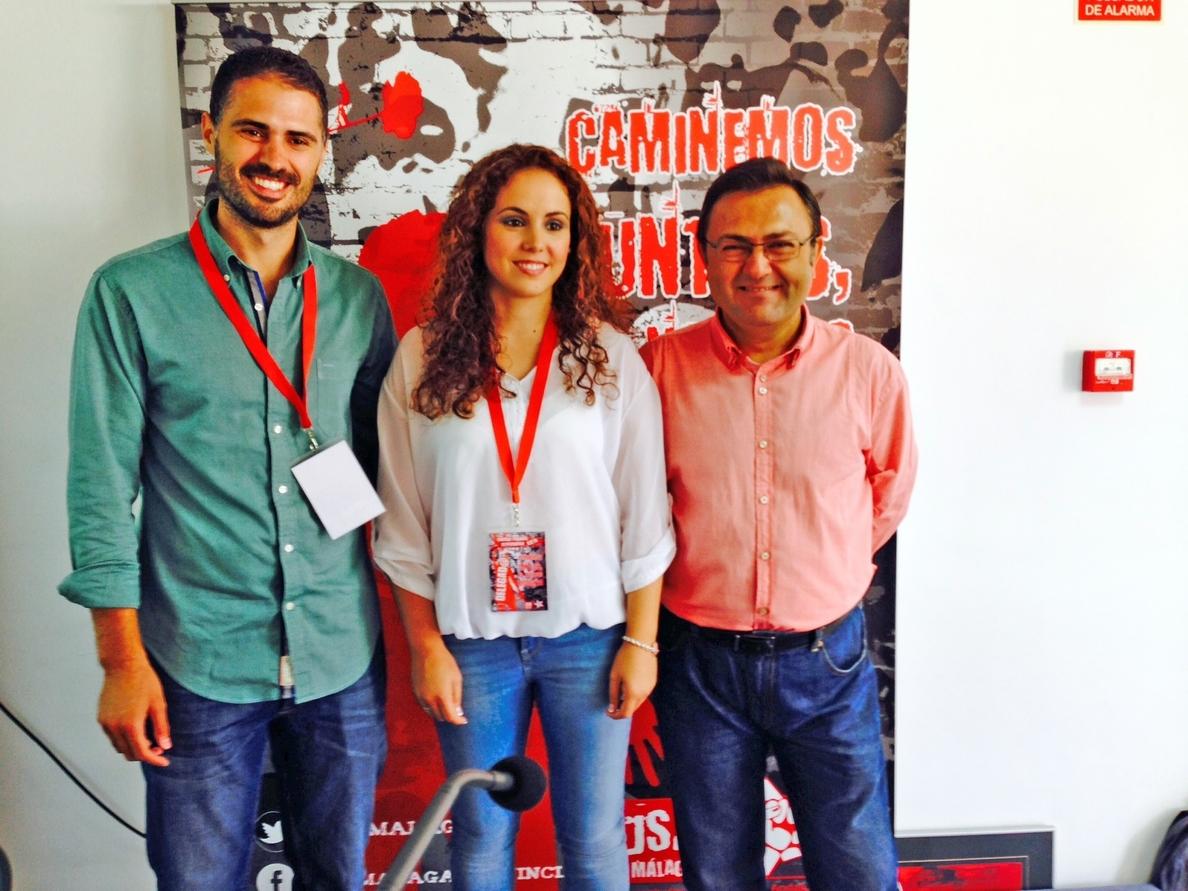El PSOE-A exige al Gobierno medidas para frenar el «exilio económico» de los jóvenes