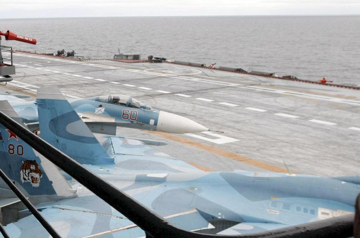 Rusia expulsó de sus aguas a un submarino de EEUU, según una fuente del Estado Mayor