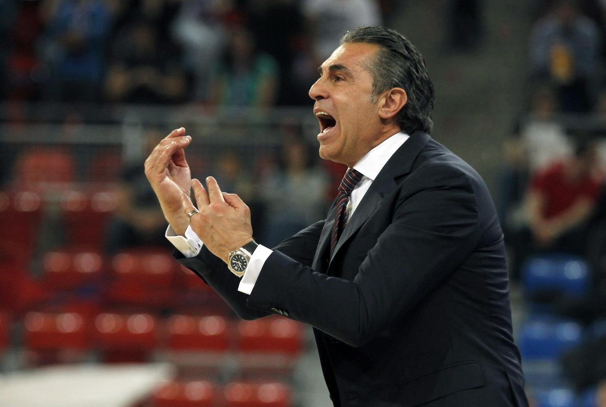 Sergio Scariolo se despide de Vitoria tras una temporada «complicada»
