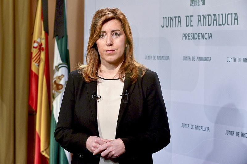 Susana Díaz ultima un viaje oficial a Marruecos en la primera quincena de septiembre