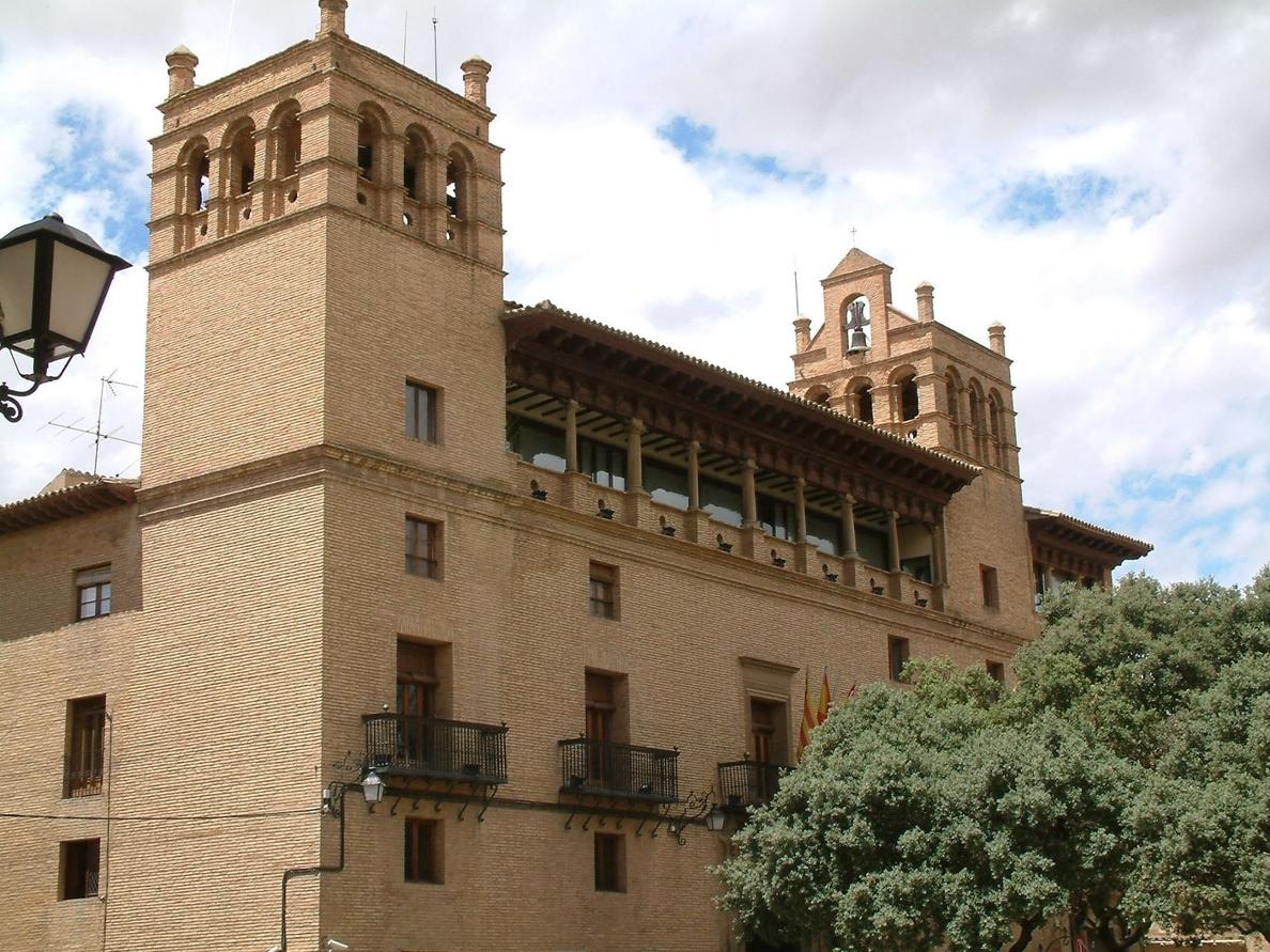UPyD critica que el último pleno del Ayuntamiento de Huesca haya durado poco más de ocho minutos