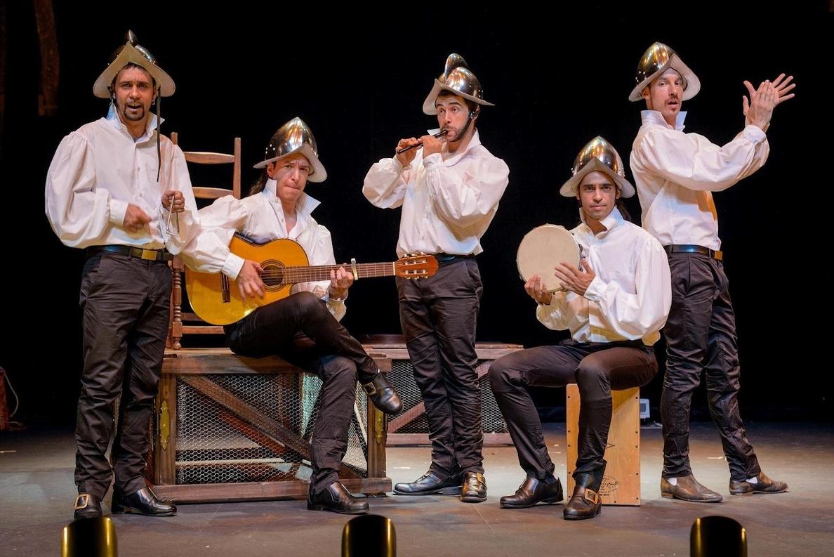 El humor de la compañía Ron Lalá pondrá este domingo el cierre al XXX Festival de Teatro Clásico de Alcántara