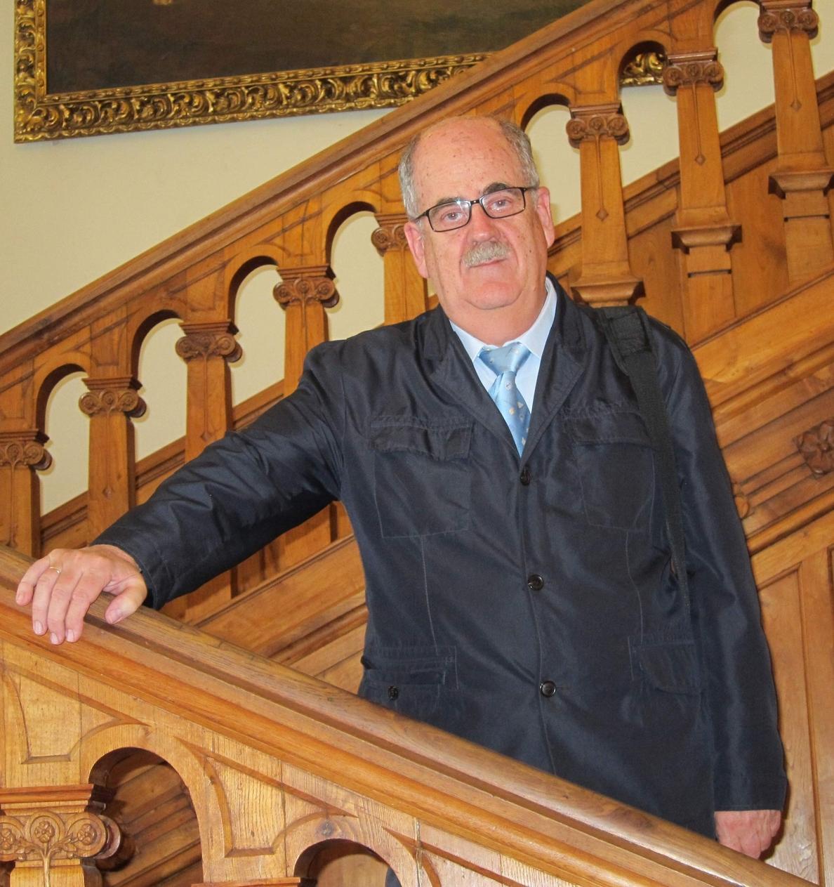 El catedrático Juan Arana pide que España «reinvente» su filosofía aprovechando que no tiene «una gran tradición»