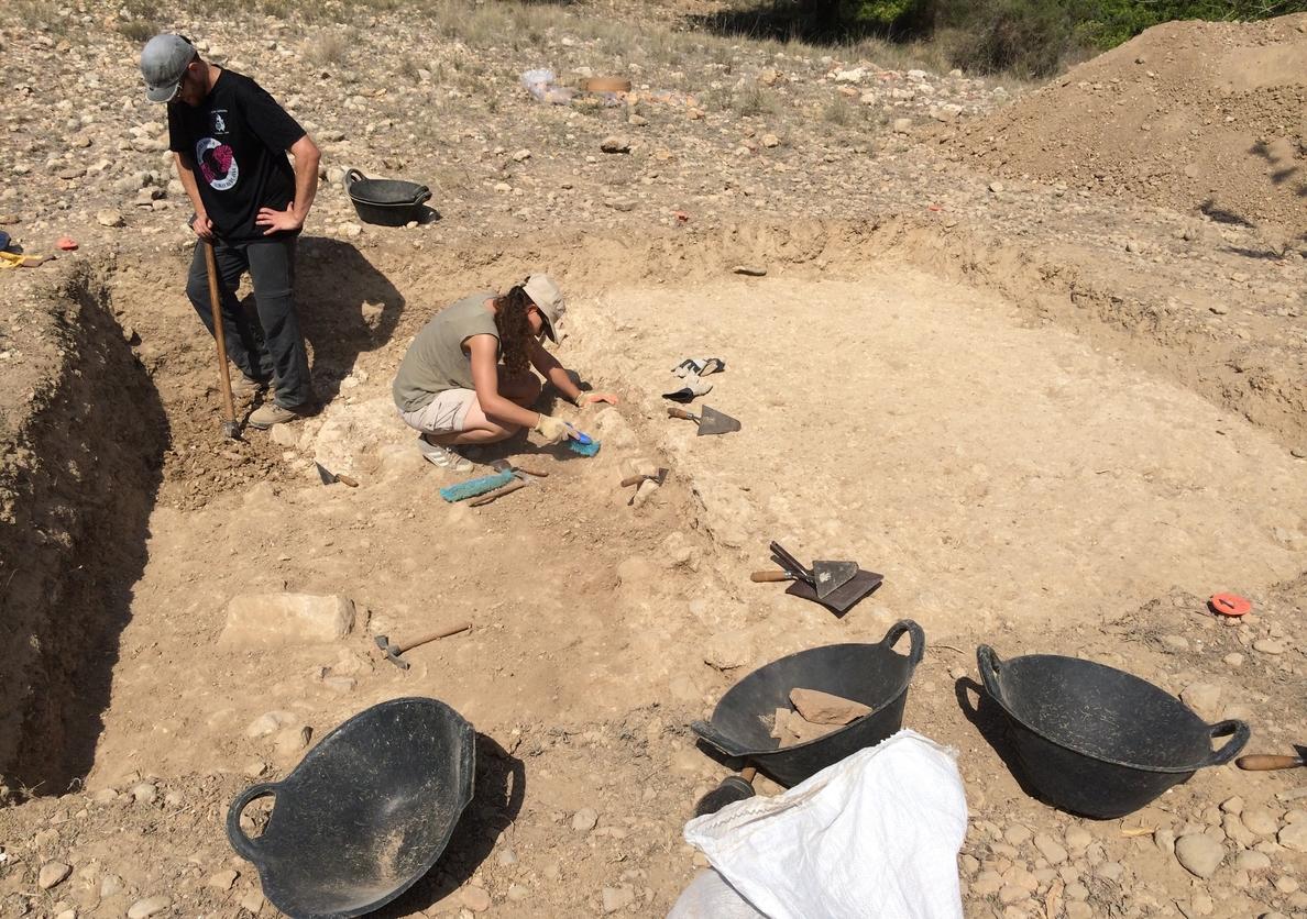 La investigación en la villa romana de La Carencia descubre restos relevantes de producción agrícola