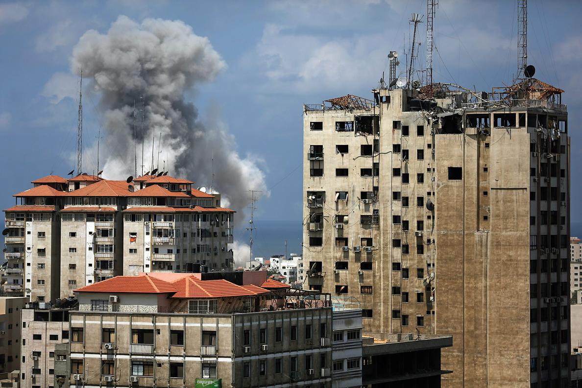 Evacuan a 33 palestinos con pasaporte español de la Franja de Gaza