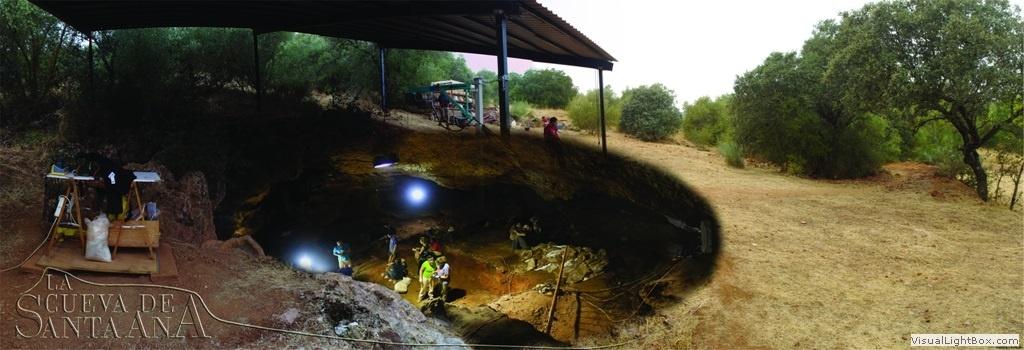 Abre al público en el Museo de Cáceres una exposición sobre las excavaciones en la cueva de Santa Ana
