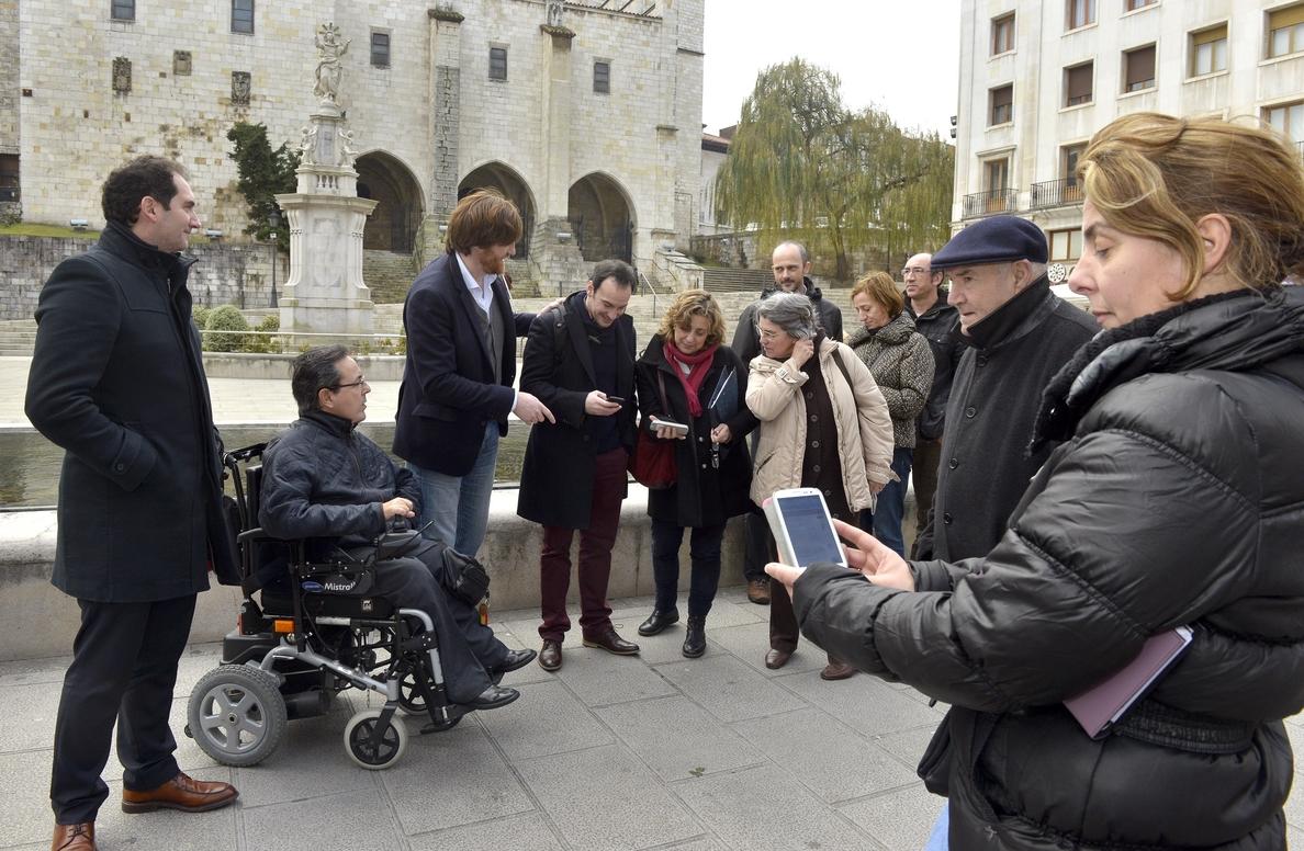 Ayuntamiento incorpora a la aplicación GPMESS información sobre accesibilidad