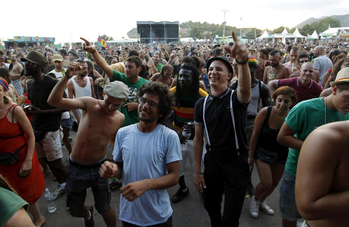 Benicàssim será durante siete días la capital del «reggae» y el debate social