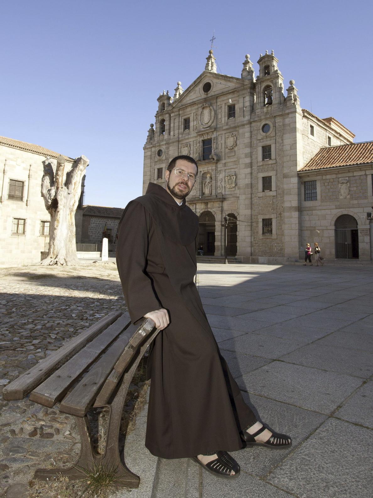 La Fundación del V Centenario espera convertir Ávila en centro de la peregrinación mundial