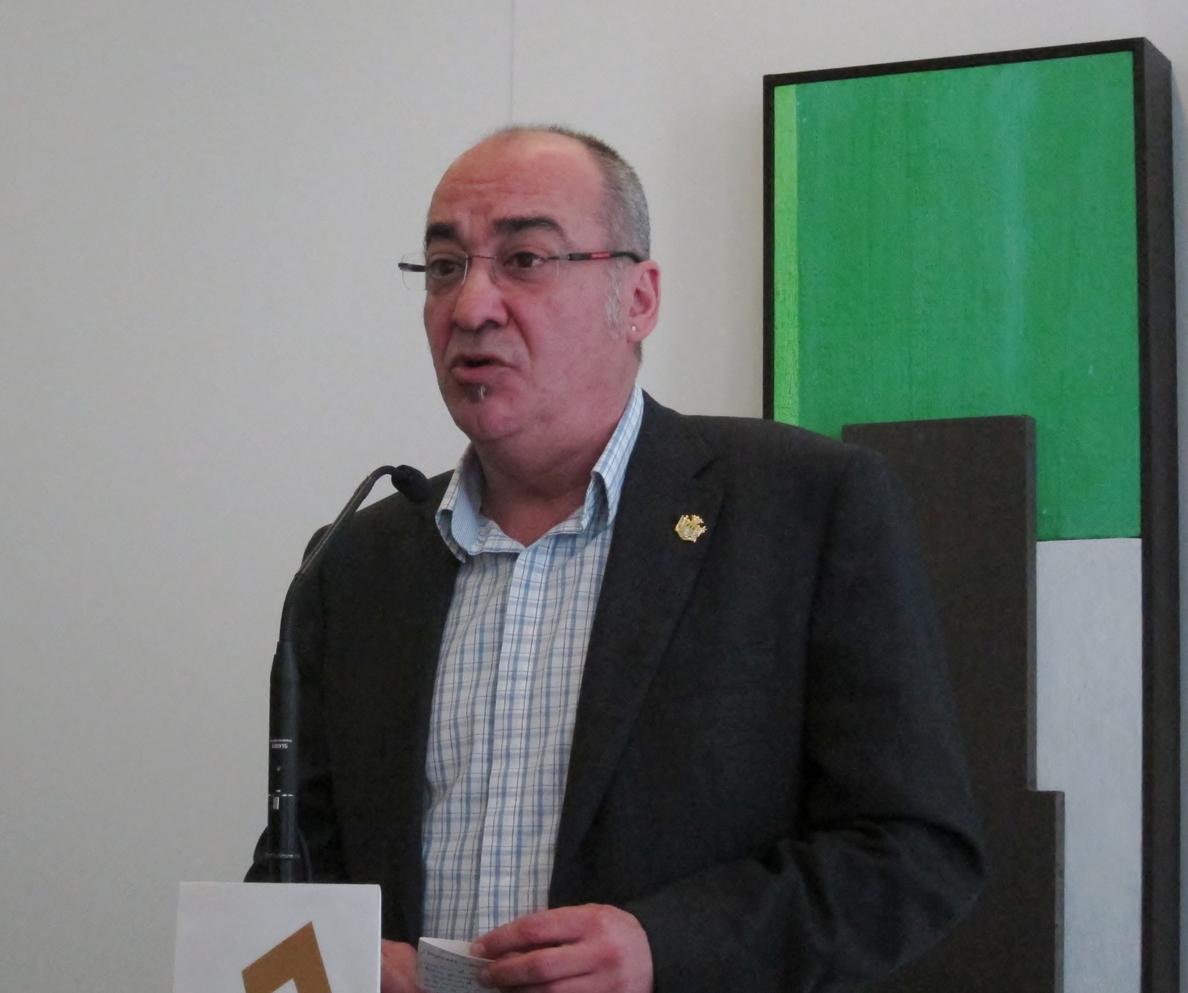 Garitano cree que «hay más casos Pujol» pero no los enmarca en Euskadi para no juzgar «lo que todavía no puede probar»