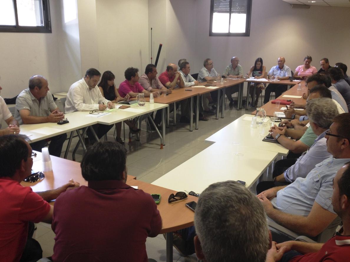 La Generalitat alerta de que el bloqueo ruso puede provocar pérdidas directas de 110 millones