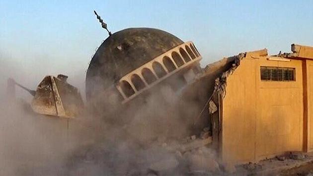 El vicario anglicano de Bagdad asegura que el niño que bautizó lo ha matado el EI