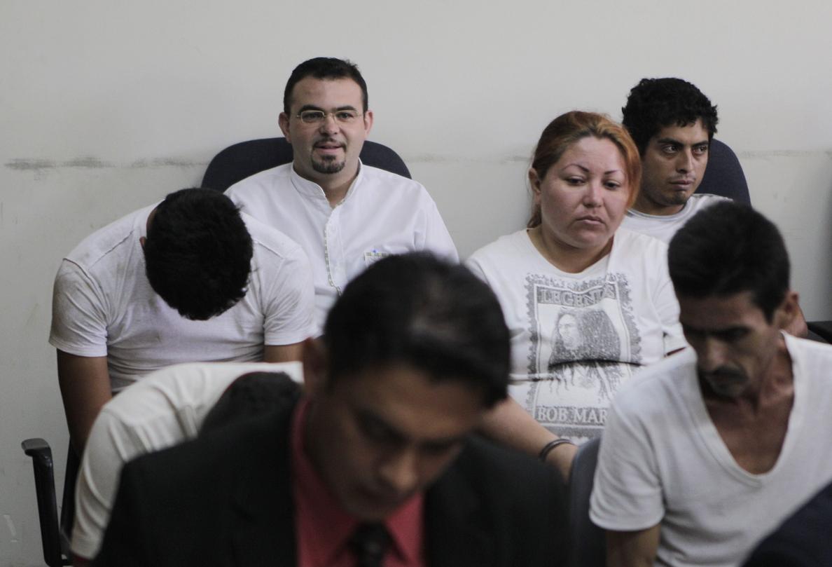 Ingresado en el hospital el sacerdote español detenido en El Salvador
