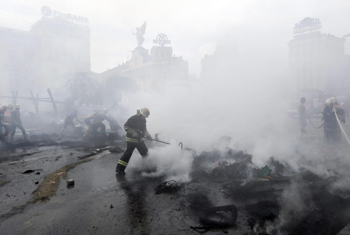 Kiev busca estrechar el cerco sobre Donetsk, en el este de Ucrania