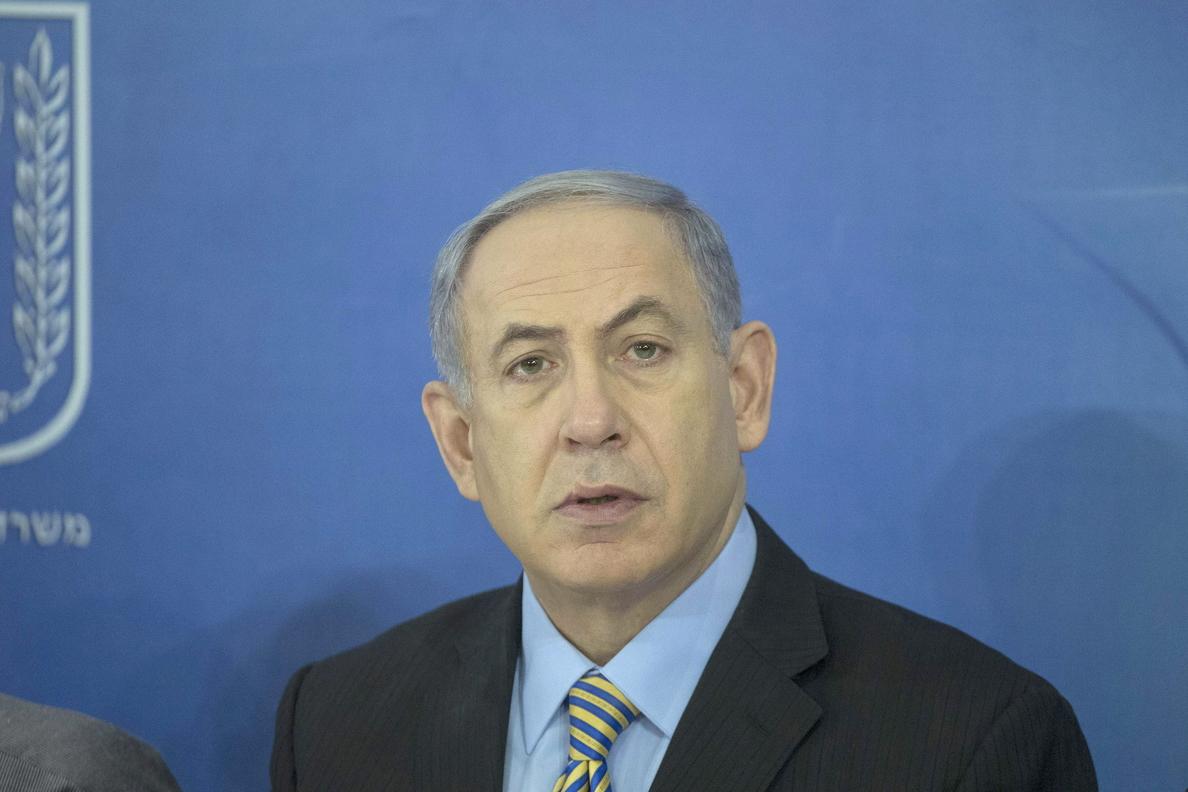 Netanyahu: «Israel no negocia bajo los disparos»