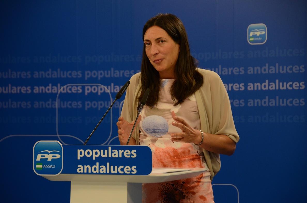 PP-A acusa a la Junta de «mantener una deuda de 1.000 millones» con los sectores »clave» para el empleo andaluz