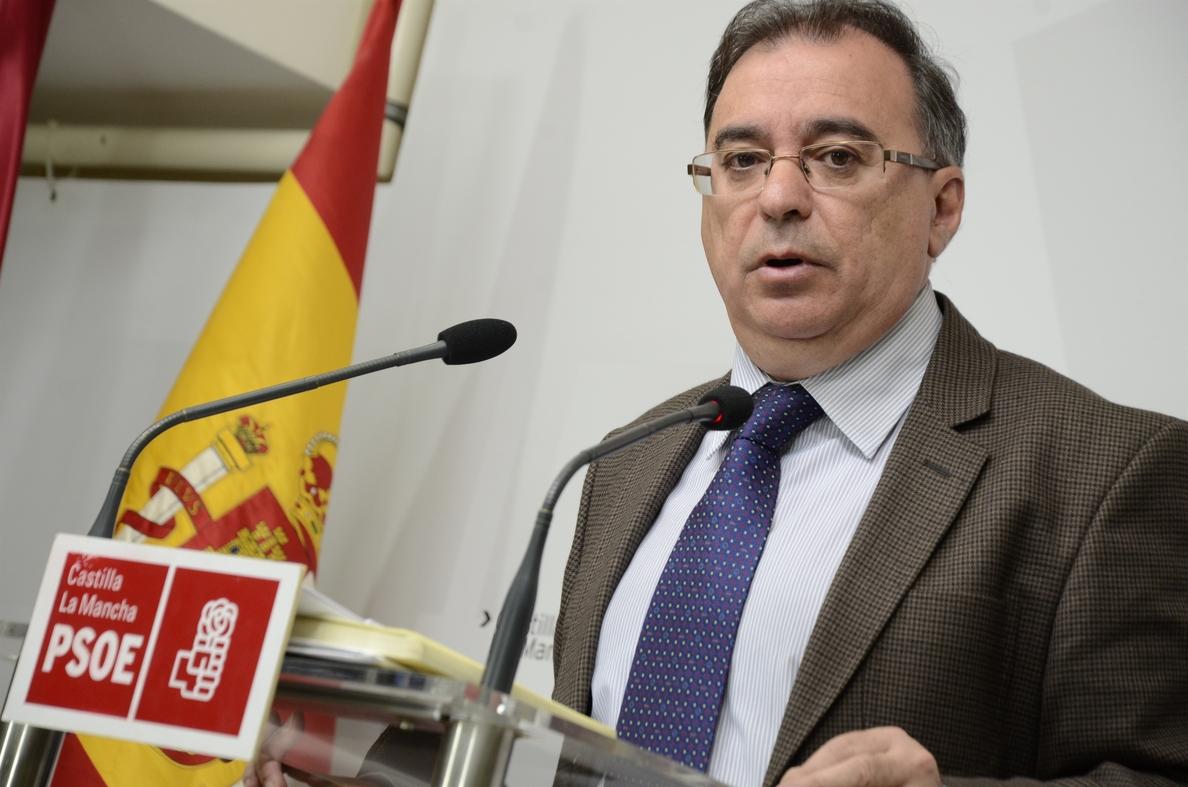 PSOE pedirá a Junta un plan de conservación de centros sanitarios de CLM tras el incidente en el Hospital de Puertollano