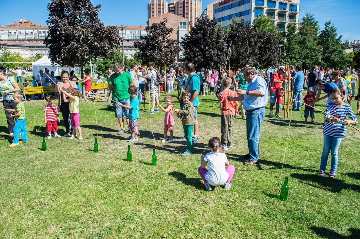 Los parques de Pamplona acogerán cuatro picnic musicales dirigidos a toda la familia