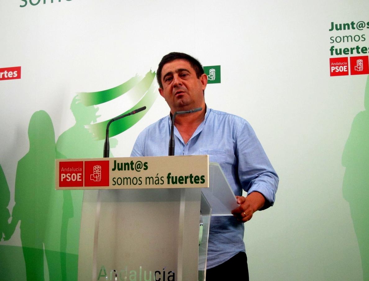 Reyes cree que Podemos «ha jugado» el espacio que dejó el PSOE y se muestra convencido de «recuperarlo»