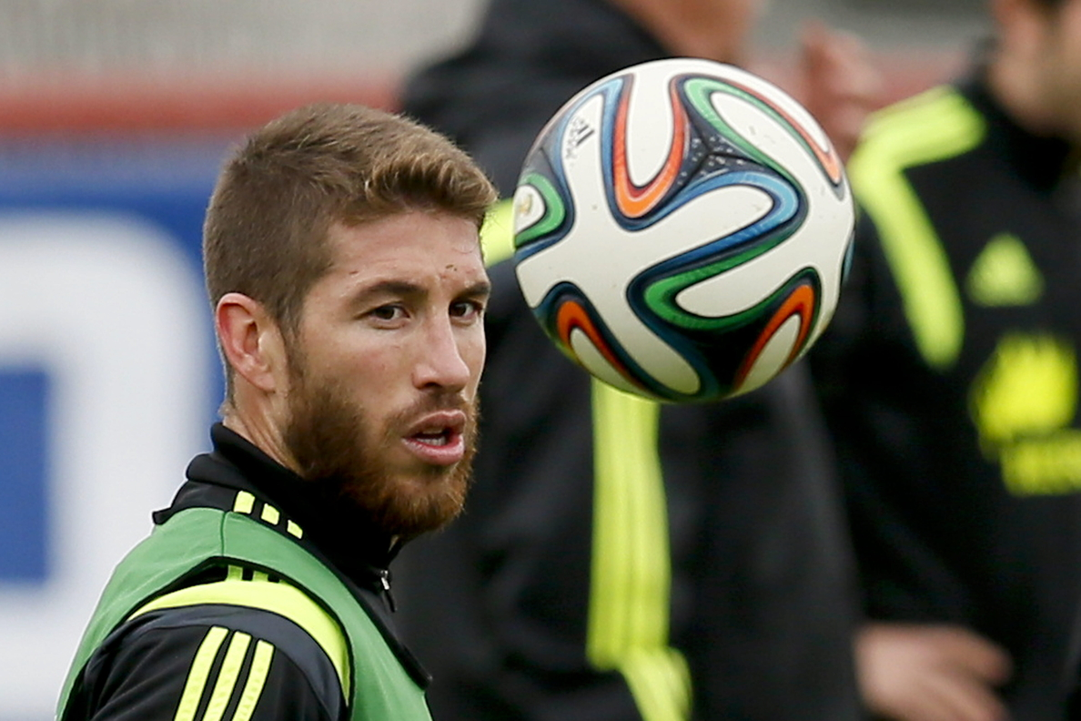 Sergio Ramos, de medalla de Oro de Sevilla a tener que quitarle la Supercopa
