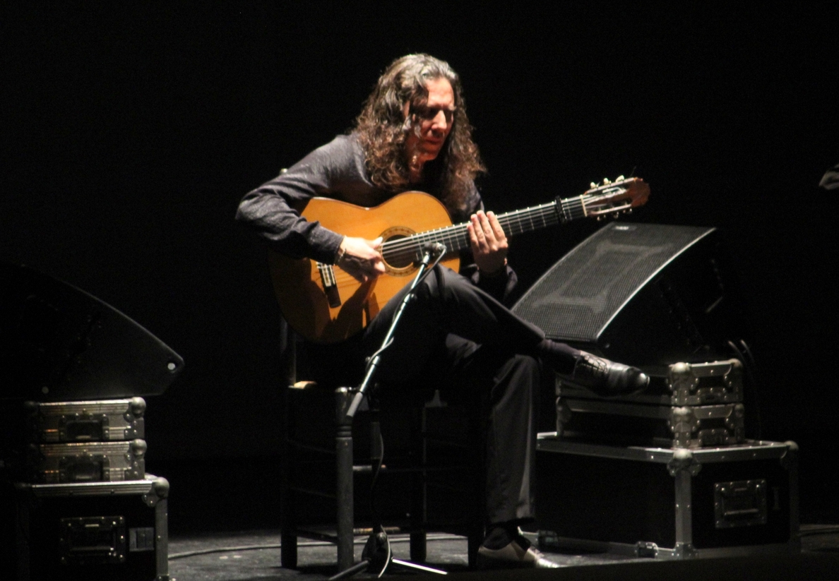 »Tomatito» encabeza este lunes el XXIV Festival Flamenco de Fondón, que rinde homenaje a Paco de Lucía