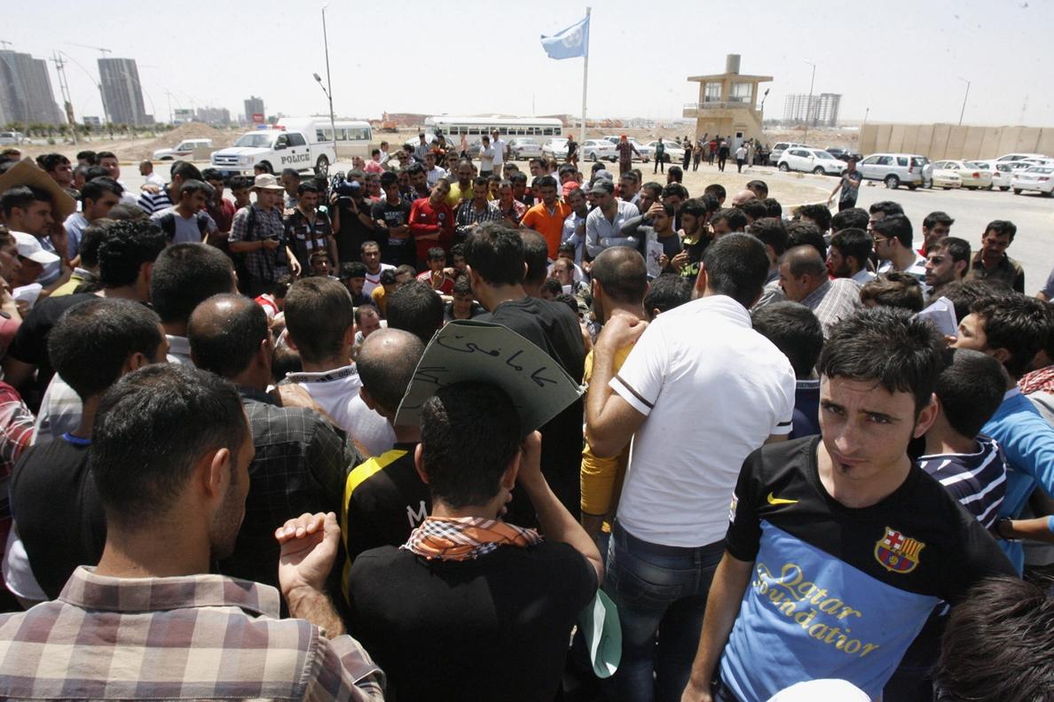 Más de 500 familias yazidíes viven amenazadas por EI con convertirse o morir
