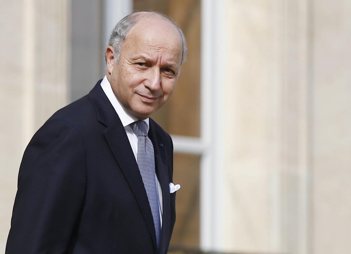 El ministro francés de Exteriores viaja por sorpresa a Irak