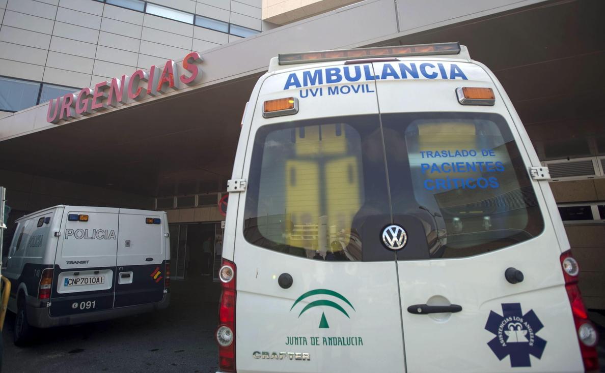 Una joven muerta y tres heridos en un accidente en Cazorla (Jaén)