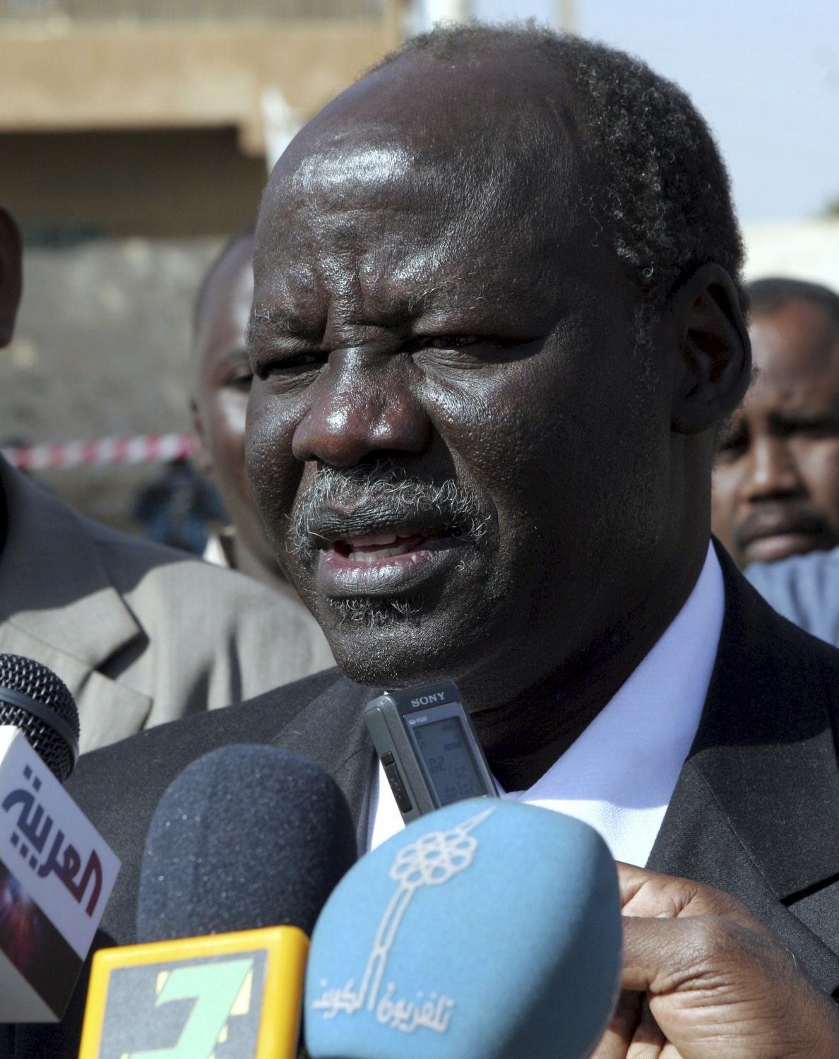 El líder opositor sursudanés pide la formación de un Gobierno interino para 3 años