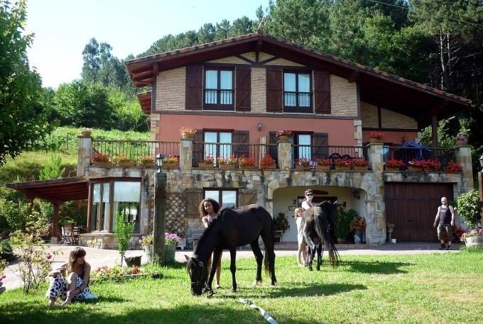 El turismo rural da trabajo a una media de 500 personas al año en Cantabria
