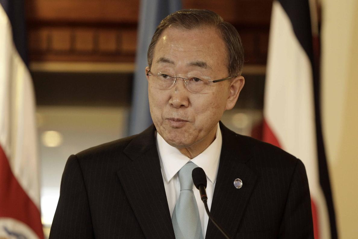 Ban espera que la nueva tregua en Gaza permita un alto el fuego duradero