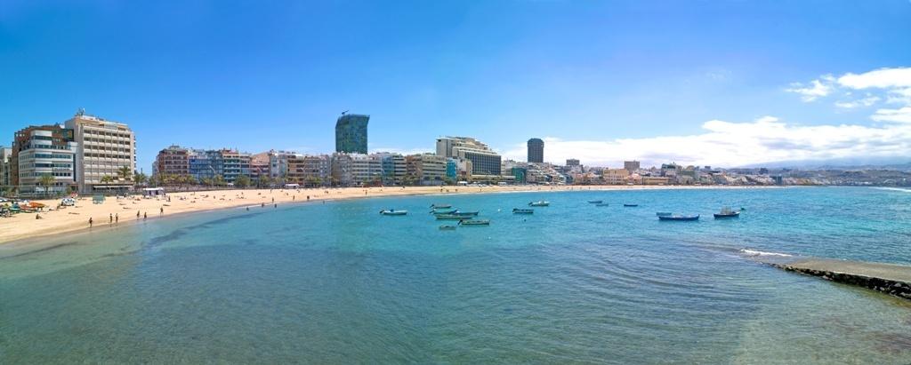 Playa de Las Canteras de Las Palmas de Gran Canaria renueva certificado de Accesibilidad Universal para el baño asistido