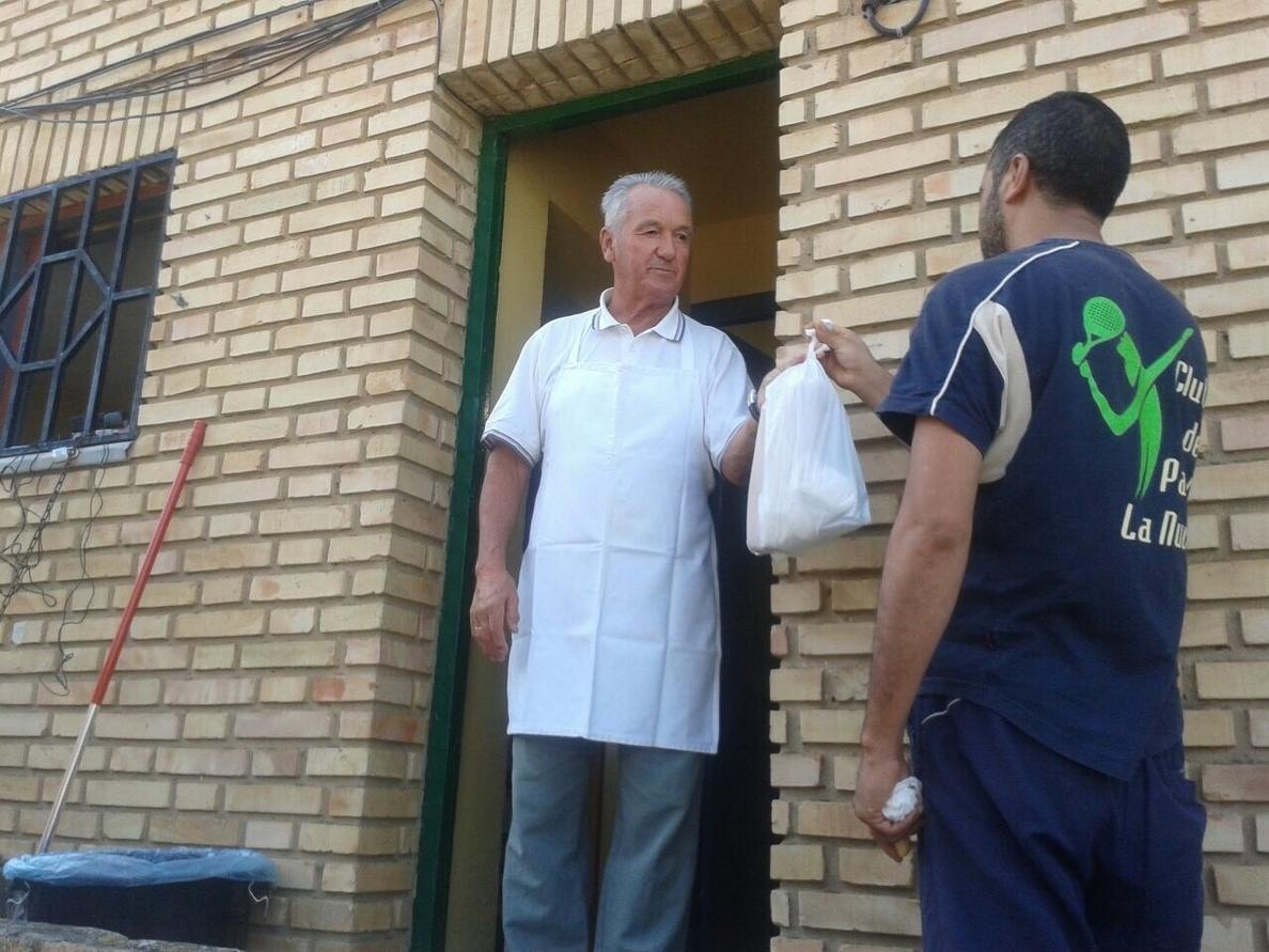 Los grupos de Cáritas de Rioja Baja inician la campaña temporera