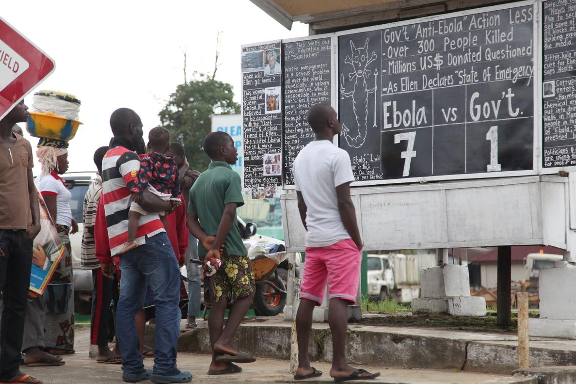 Costa de Marfil suspende todos los vuelos a los países afectados por el Ébola