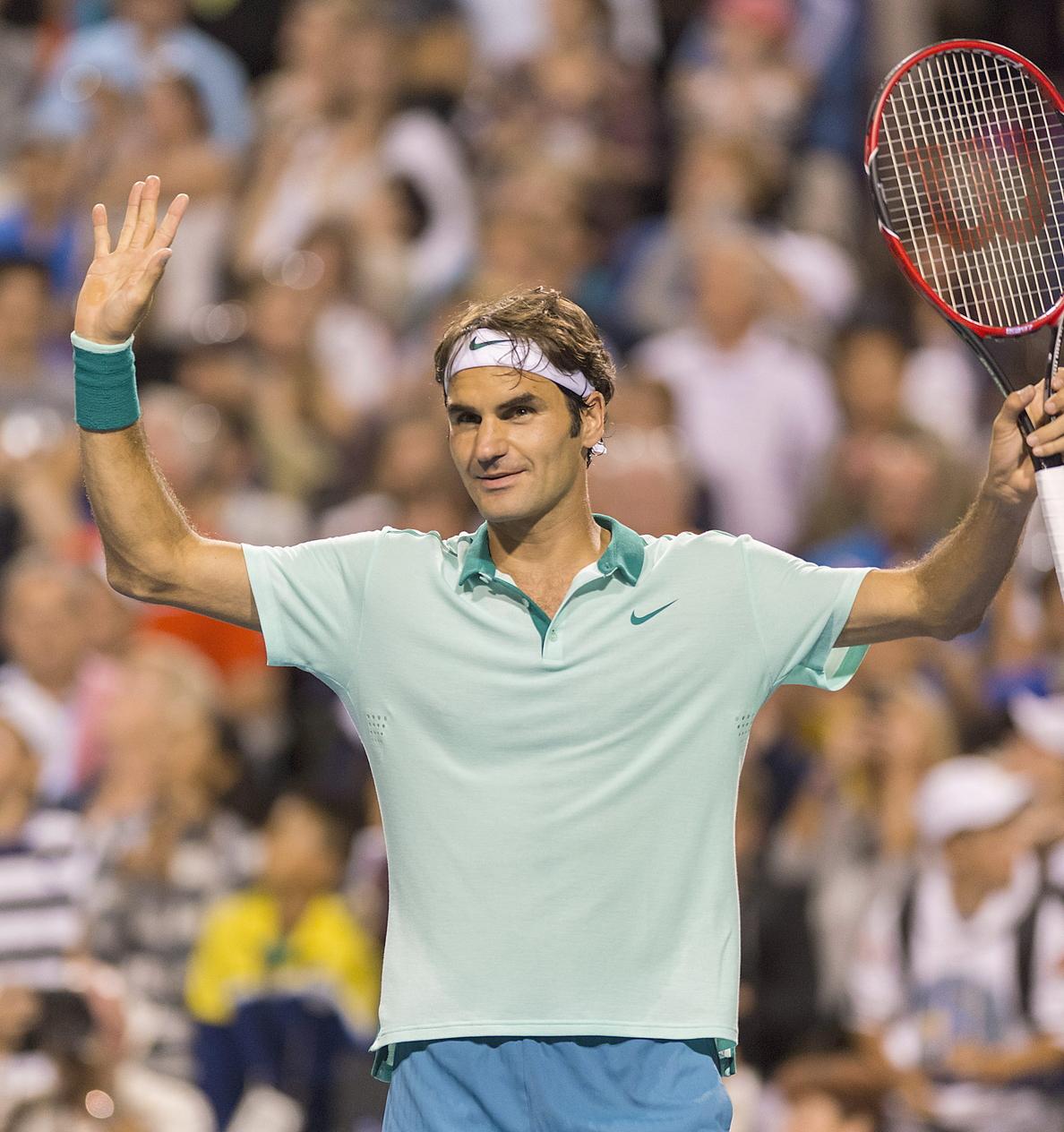 A Federer se le resiste el título número 80 de su carrera