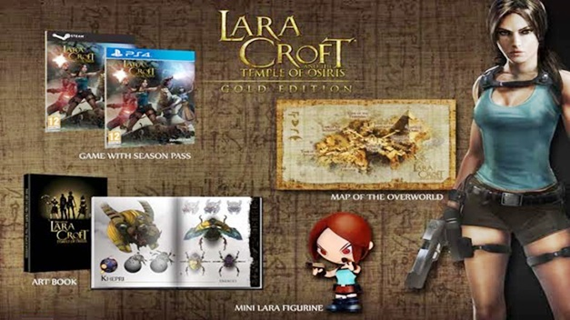 Lara Croft and the Temple of Osiris revela su campaña de reserva