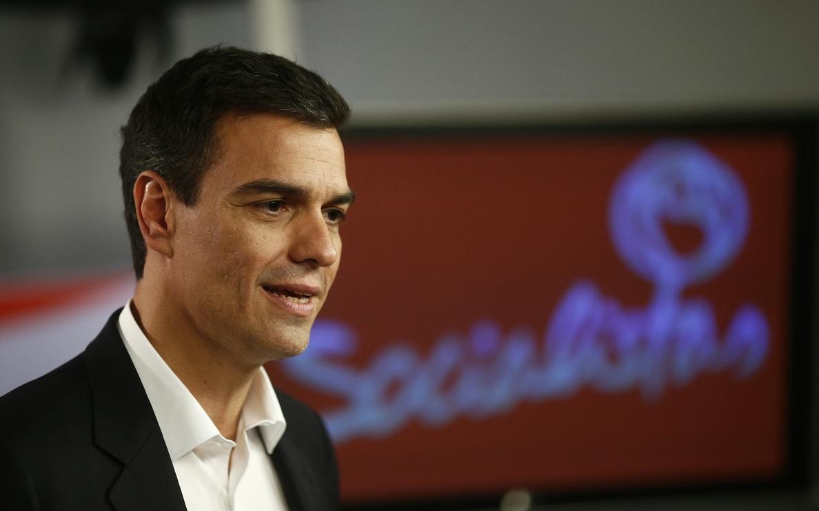 Sánchez anunciará en septiembre que se presenta a la presidencia del Gobierno