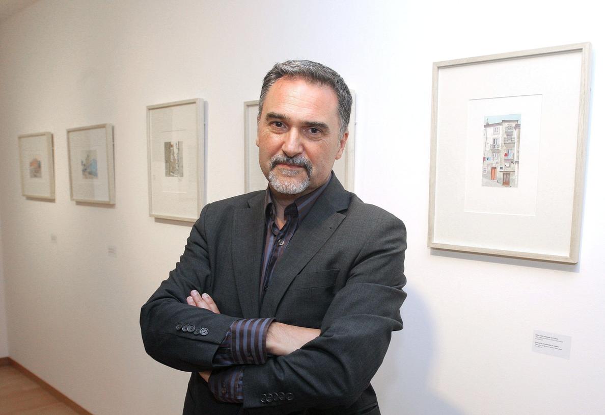 El Premio Nacional de Cómic 2013 prepara un libro sobre preferentes y desahucios