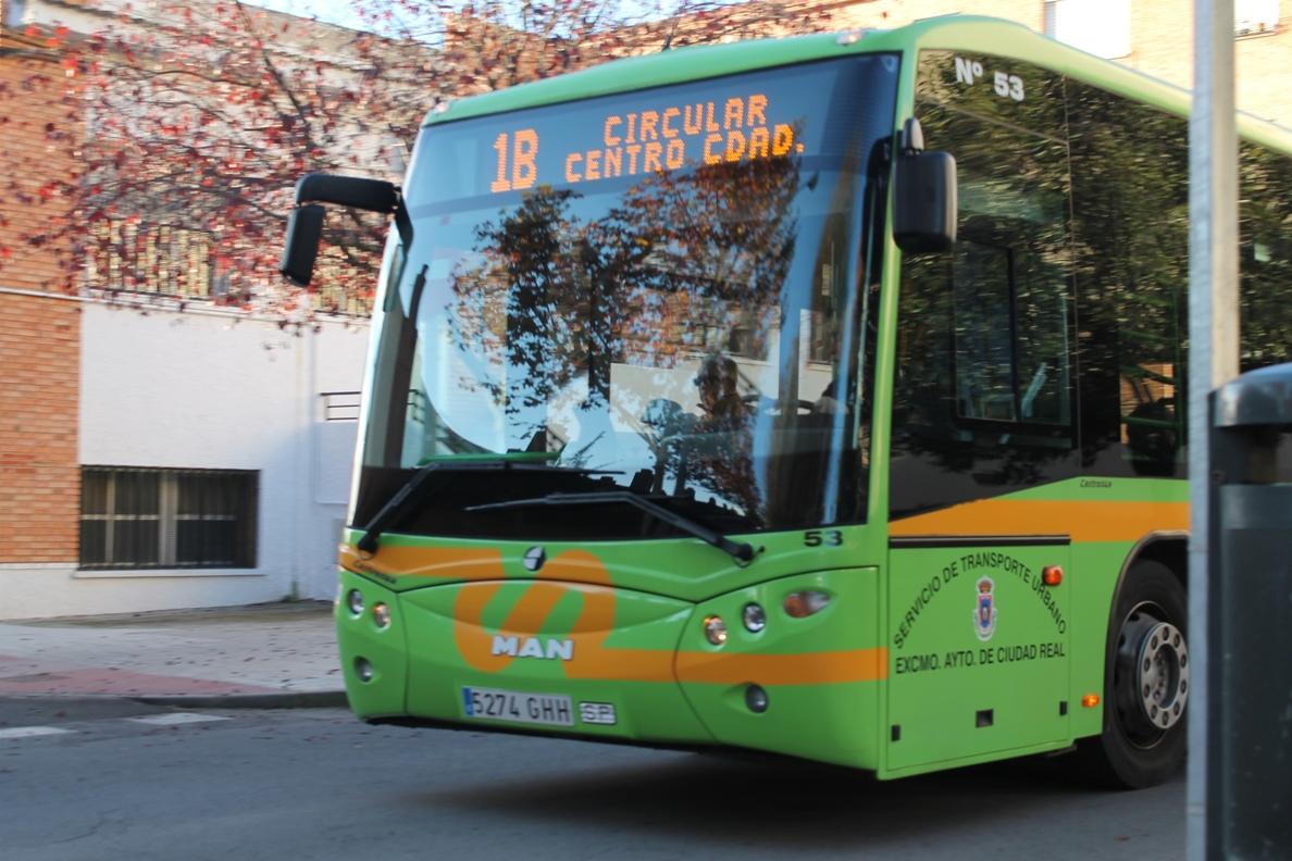 Más de 1,5 millones de usuarios utilizaron el autobús urbanos en C-LM en el mes de junio, un 0,2% menos